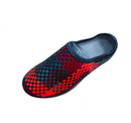 Overstock EVA Sole and Woven Fabric Upper Slippers For Cheap Sale
