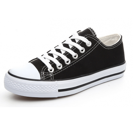 Closeout Brand Name Unisex All Star Classic Canvas Sneakers