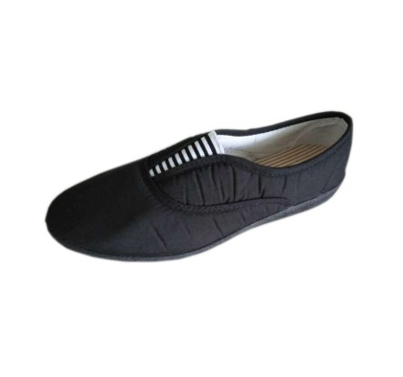 Cheap Closeout Textile Black Women Casual Shoes In Stock