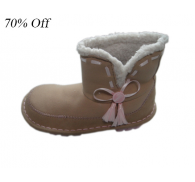 CROC*  Wholesale Original Brand Name PU Boots For Children In Stock