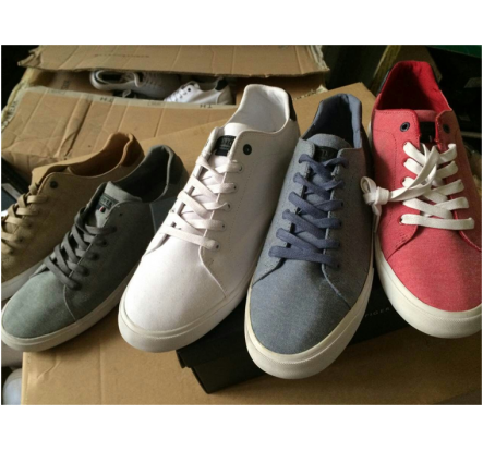Branded Footwear Low Top Canvas Sneakers Overstock Mens Shoes