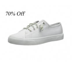 Closeout Brand Top-Sider Leather Shoes Seacoast Fashion Sneakers