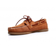 Classic Brown Genuine Leather Casual Shoes Surplus