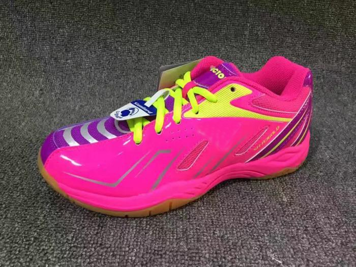Original Overstock Brand Name Badminton Couple Sports Shoes