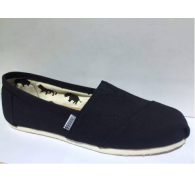 Canvas Synthetic Slip On Shoes Wholesale Branded Overstock Mens Shoes