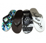 Brand Overstock Mens Shoes 3-Point Flip Flops Beach Slippers
