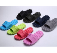Clearance Wholesale Unisex Bathroom Health Care Massage Slippers