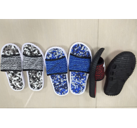 Closeout Slid Unisex Brand Name Comfort Slippers For Man And Woman