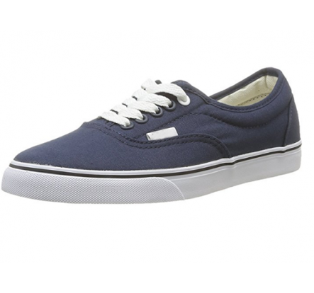 Closeout Black Red Navy Unisex Canvas Casual Shoes