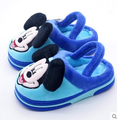 Original Brand Kids Closeout Shoes Winter Warm Slippers Bulk