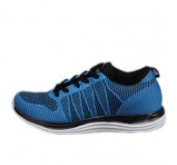 Wholesale Men Sport Running Shoes Upper Athletic Shoe Overstock