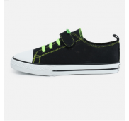 Canvas Shoes Stock Closeout For Child And Womens