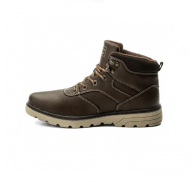 Italy Brand PU Boots 40-46# Overstock Mens Shoes Surplus Lots