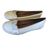 Naturalize*Discount White Beige Slip-on Womens Comfort Canvas Overstock Shoes