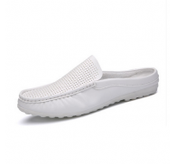 Microfiber Business Slippers Cheap Online Overstock Mens Casual Shoes