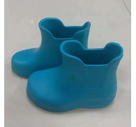 Men Women Kids Shoes Rubber Rain Boots Stock Wholesale
