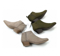 Boot Women Shoes Stock Wholesale