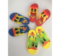 Closeout Indoor Bathroom Children Slides Cartoon Slipper