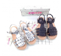 Low Moq Girls Sandal Shoe Child Shoes Kids Footwear Stock Wholesale