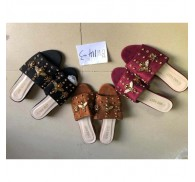za**, nin* wes*, O&* High Quality Fancy Slippers Mix Stocklot  For Women