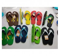 Brand flip flop slippers stock for man
