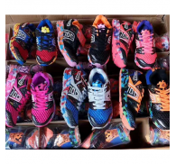 Child Shoe Sport Cancel Order Stock Colorful