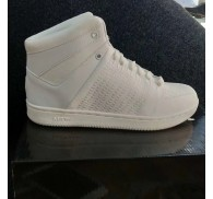AIRWAL* Branded Hi Top Men White Sneaker Shoes Stock Selling