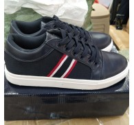 DANIE* HECHTER* Branded Navy Men Sneaker Shoe Over Runs Closeout