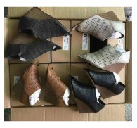 Women Sandal  Boots Stock Wholesale Quality City Shoes Inventory