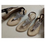 Clearance Summer Flat Sandal Shoes Women