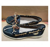 Genuine Leather Shoes  Best Boat Shoe Brand Stock For Woman