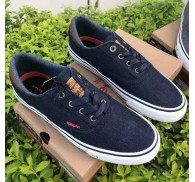 Brand Mens Casual Canvas Footwear Small Quantity Over Stock