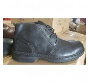 Men's Boots Genuine Leather Ankle Shoe Latest Stock For Man