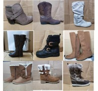 Child Girls Lady Boot Shoes Export Left Over Online Wholesale