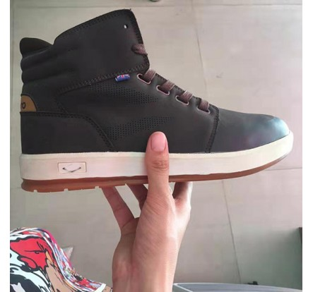Brand Name Man PU Boots Shoe Small Quantity Stock Sold