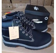 Black Man Footwear Boot China Shoe Supplier Wholesale