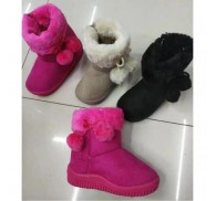Lots Stock Child Snow Boot Winter Children Boots Bulk Wholesal