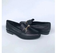Brand Genuine Leather  Women's Slip-On Loafer Shoes Stock