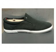 Brand Name Canvas Loafer Mens Casual Shoes Stock
