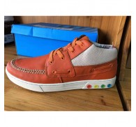 Buy Mens Sneaker Casual Shoe Stock From China Leather Material