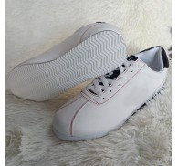2020 Leisure Men's Sport Shoes  Stock Black And White