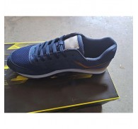 Lace Up Male Sneakers Shoe In The Stock