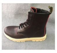Brand Men Genuine Leather Boots Shoes Closeout Wholesale