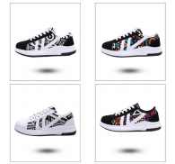 Cheapest Canvas Skate Shoe China Supplier Online Wholesale For Man Woman