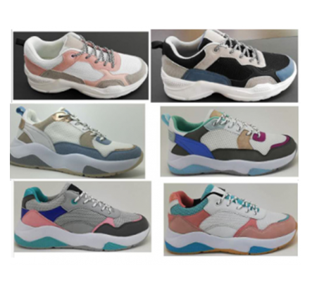 Ladies Mens Sport Shoes Sneakers Stock Lot