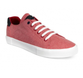 Low top branded overstock mens shoes at Jontn