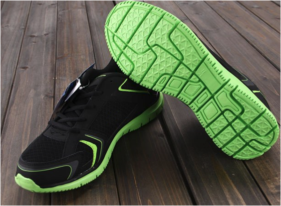 men's brand running shoe