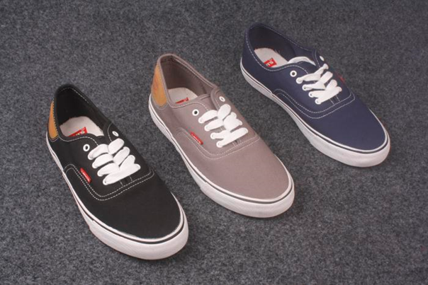 brand canvas shoes