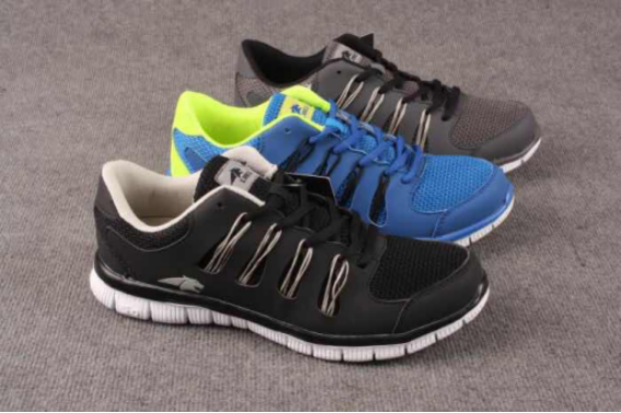 High Quality Trainers Fashion Sports Shoes Overstock Mens Running Shoes Closeout