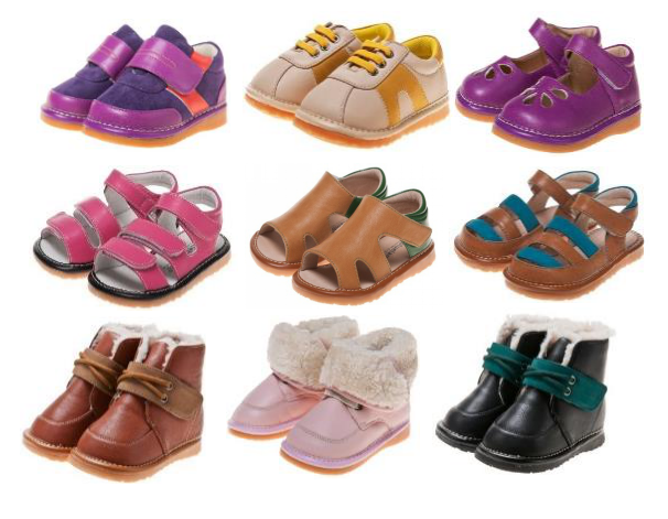 kids casual shoes stock